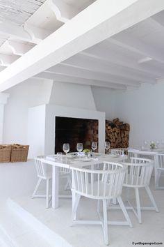 Cotton Beach Club Ibiza by Petite Passport Cabana, Greece House, Ideas Prácticas, Pergola, Great Hotel, Loft Spaces, Minimalist Interior, Interior Inspiration, Design Inspiration