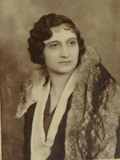 My Grandmother XII.1934
