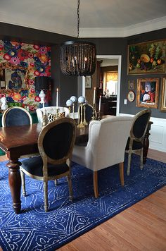 Dining Room Reveal | Haneens Haven