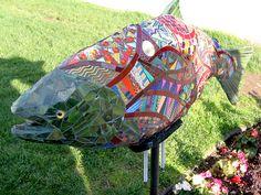 Mosaic patio art | Mosaic Art Source
