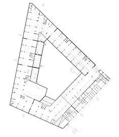Conjunto Habitacional Harjunkulma,Planta Baixa