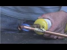 Building Tools : How to Sweat Copper Pipe Fittings