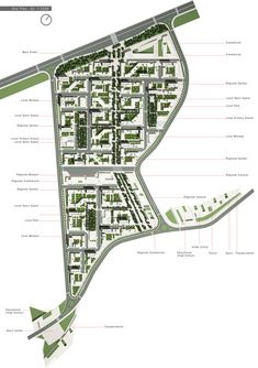 Mehrshahr Residential Complex Proposal / ContemporARchitectURban Designers Group,site plan