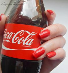 OPI - Coca Cola Red (Coca Cola Collection)