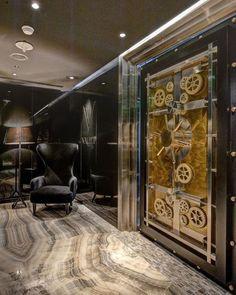 Vault JW Marriott   Dubai, check out  @myrestaurants for more inspirations about restaurants around the world, inside of the Vault is @myrestaurants