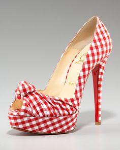 Christian Louboutin heels #heels #shoes