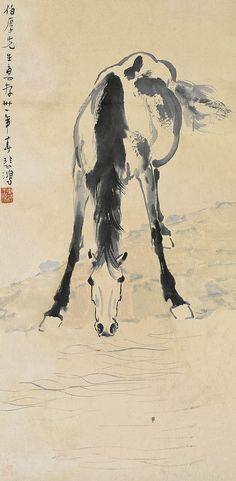 Xu Beihong's Horses | Chinese Painting | China Online Museum