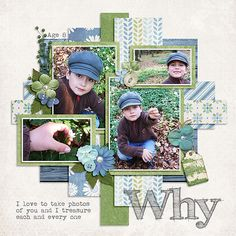 I used:  Sister Friends Bundle  and Everyday Templates v4.  by Triple J Designs, SnP. CC appreciated.