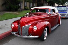 1940 Mercury Convertible The material which I can produce is suitable for…