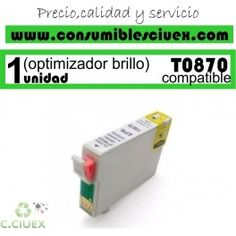 CARTUCHO COMPATIBLE EPSON T0870