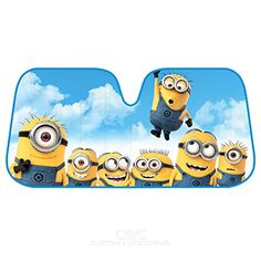 BDK Despicable Me Minion Happy Family Auto Sun Shade 58 X 28 Inches Jumbo Size BDK http://www.amazon.com/dp/B00YIA2VH8/ref=cm_sw_r_pi_dp_7C-pwb15YKAY5