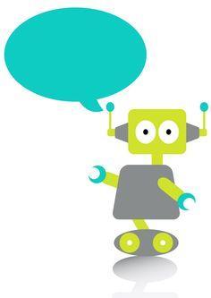 Designscrapbook: New robot illustrations