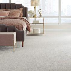 Masland Carpets & Rugs - Nueva Vista Residential Interior Design, Modern Interior, Rugs On Carpet, Carpets, Nylon Carpet, Tile Patterns, Wall Tiles, Ottoman, Design Inspiration