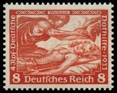 Walküre Stamp