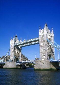 Tower Bridge, London - England ~ @My Travel Manual