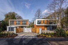 Westminster Road, Canford Cliffs, Dorset              Kendall Kingscott Eco Homes, New Builds, Westminster, Cliff, Kendall, Shed, Outdoor Structures, Cabin, House Styles