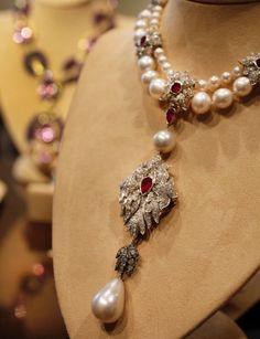 Dies ist mit Sicherheit die großartigste Juwelen-Kollektion der Welt, sagte...