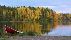 Sääkuva: Koria 4.10.2017 Mountains, Nature, Travel, Naturaleza, Viajes, Trips, Off Grid, Natural, Mother Nature