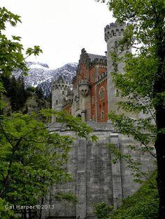 Neuschwanstein Castle on Shutterbug Traveler