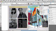 ¿Quieres aprender a maquetar? Curso InDesign CC. Partiendo de sus opciones básicas, este curso le enseñará a crear ediciones gráficas y maquetarlas,