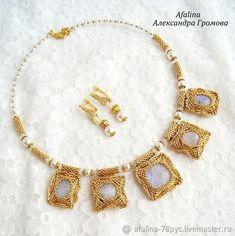 Seed Bead Jewelry Tutorials, Beaded Jewelry, Handmade Jewelry, Necklaces, Bracelets, Beaded Embroidery, Seed Beads, Jewelery, Beading