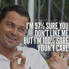 20 Leonardo dicaprio funny memes Dicaprio: - Tap the link now to Learn how I made it to 1 million in sales in 5 months with e-commerce! I'll give you the 3 advertising phases I did to make it for FREE! Sarcastic Quotes, Quotable Quotes, Wisdom Quotes, True Quotes, Motivational Quotes, Funny Quotes, Inspirational Quotes, Work Quotes, Attitude Quotes