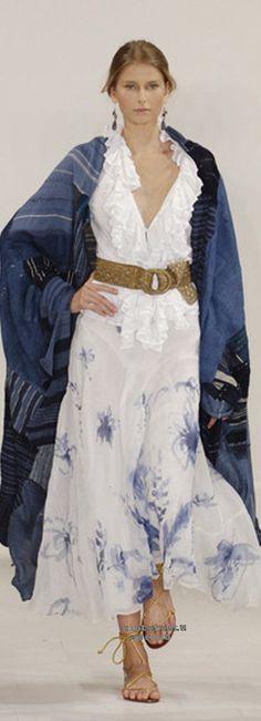 Ralph Lauren, Spring/Summer 2006, Ready to Wear