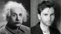 UK: David Tennant Narrates Inside Einstein's Mind: The Enigma Of Space And Time On BBC Four Tonight