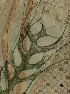 Detail from Fields of Gold - Kitty Mason