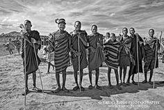 The Karamojong, Uganda