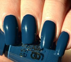 "essence ""the gel nail polish"" 78 royal blue"