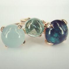 Bron - catch Jewelry Rings, Jewellery, Rainbow Connection, Pomellato, Dutch, Gemstone Rings, Pearl Earrings, Sparkle, Gemstones