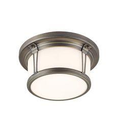 Feiss Woodward Flush Mounts #lightingnewyork #lny #lighting