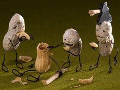 Zombie peanuts! (Another funny for you, @Diana Avery GB)