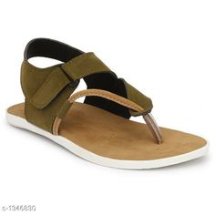 Sandals Men's Casual Sandal Material: Sole Material - PU, Outer Material -  Suede IND Size: IND - 6, IND - 7, IND - 8, IND - 9, IND - 10  Description: It Has 1 Pair Of Men's Casual Sandals Sizes Available: IND-6, IND-7, IND-8, IND-9, IND-10   Catalog Rating: ★4 (681)  Catalog Name: Casual Trendy Men's Casual Sandals Vol 3 CatalogID_173214 C67-SC1238 Code: 424-1346830-999
