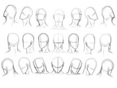 how_to_draw_the_human_head_7 by draw as a maniac, via Flickr