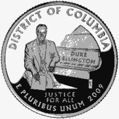 Learn about the District of Columbia Quarter. Access Washington, DC official state symbols with description and pictures. Nebraska, Oklahoma, Wisconsin, Ohio, George Washington, Washington Dc, State Quarters, Nation State, And Justice For All