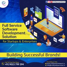 Milkyway Infotech is providing customized software development services to help startups and enterprises. Hire our services and we will help you to grow your business. . #software #softwaredevelopment #softwaredesign #development #technology #developer #customsoftware #webdesign #websitedevelopment #startup #website #milkywayinfotech #ecommerce #businessapp #business #itcompany #branding Milky Way, Growing Your Business, Software Development, How To Find Out, Web Design, Success, Branding, Technology, Tech