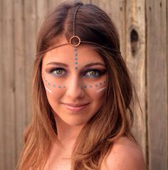 music festival face paint - Google Search