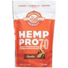 Manitoba Harvest Hemp Pro 70 Chocolate 11 Oz