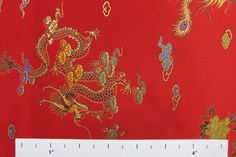 B&J Fabrics   Chinese Brocade $21.95