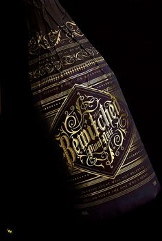 Cool Packaging for Booze