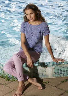 Micro Cosmic kleur shirt met capuchon | Schachenmayr