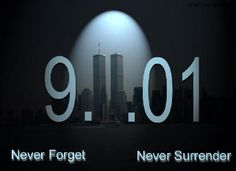 TWIN TOWERS 9/11/01