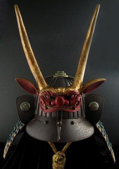 32 Ken Samurai Suji Kabuto [Helmet] by mr. Kabuto Samurai, Ronin Samurai, Samurai Helmet, Samurai Weapons, Samurai Armor, Arm Armor, Japanese Mask, Japanese Warrior, Japanese Sword