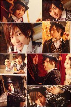 Aoi Shouta - I love him so muchhhhhhhh <3 so cutie <3