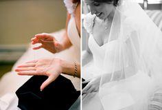 wedding morning presents | Tanja Lippert