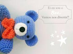 Amigurumi Totoro Receita : Receita original beverley arnold crochet yoshi