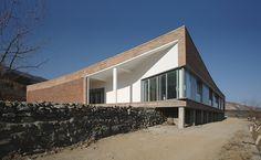 yantai shan mountain house DCA designboom