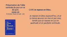 Leçon 120 - Énoncé et pratique by Pierrot Caron via slideshare